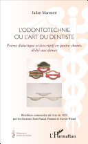 illustration L'Odontotechnie ou l'art du dentiste