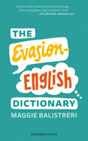 The Evasion English Dictionary