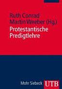 Protestantische Predigtlehre