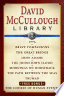 David McCullough Library E book Box Set
