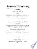 Fenner S Formulary