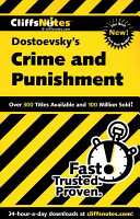 CliffsNotes on Dstoevsky s Crime and Punishment
