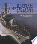 British Destroyers   Frigates