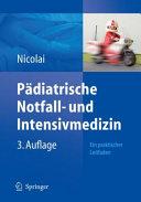 P  diatrische Notfall  und Intensivmedizin