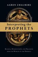 Interpreting the Prophets Book PDF