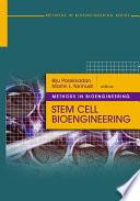 Stem Cell Bioengineering