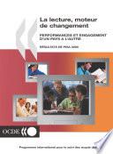 PISA La lecture  moteur de changement Performances et engagement d un pays    l autre   R  sultats de PISA 2000