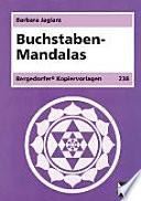 Buchstaben-Mandalas