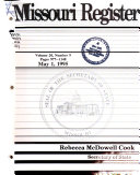 Missouri Register