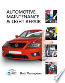 Automotive Maintenance   Light Repair