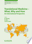Translational Medicine - What, Why and How