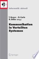 Kommunikation in Verteilten Systemen (KiVS) 2007