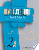 New Interchange Student s Book 2A