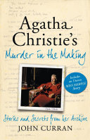 download ebook agatha christie's murder in the making: stories and secrets from her archive - includes an unseen miss marple story pdf epub