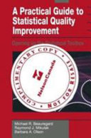 A practical guide to statistical quality improvement