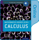 Ib Mathematics Higher Level Option   Calculus  Oxford Ib Diploma Programme