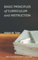 Basic Principles of Curriculum and Instruction On Education In Just Over
