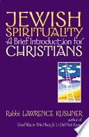 Jewish Spirituality