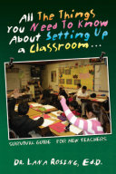 All The Things You Need To Know About Setting Up a Classroom...