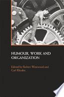 illustration Humour, Work and Organization