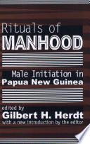 Rituals of Manhood