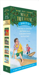Magic Tree House Volumes 25 28 Boxed Set