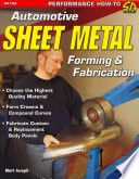 Automotive Sheet Metal Forming   Fabrication