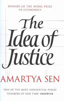 . The Idea of Justice .