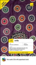 Teach Yourself Urdu Complete Course  Book   2CD s