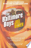 The Baltimore Boys by Joël Dicker