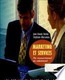 Marketing Et Services