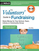 Volunteers' Guide to Fundraising, The