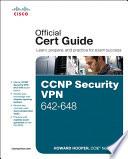 Ccnp Security Vpn 642 648 Official Cert Guide