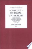 Popmusik - Religion - Unterricht