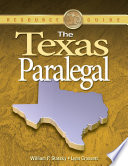 The Texas Paralegal