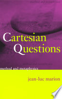 Cartesian Questions : working today and one of the best...