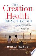 The Creation Health Breakthrough