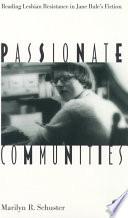 Passionate Communities