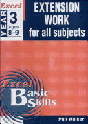 Year 3 Extension Work for All Subjects
