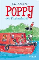 Poppy, der Piratenhund