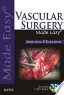 Vascular Surgery Made Easy