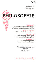 illustration du livre Philosophie