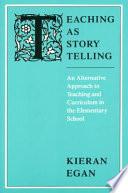 Teaching as Story Telling