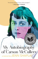 Book My Autobiography of Carson McCullers  A Memoir