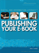 Publishing Your E Book