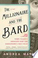 The Millionaire and the Bard World Recently One Sold For Over Five Million