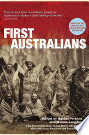 First Australians (Unillustrated) Of Two Worlds That Created Contemporary