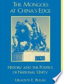 The Mongols at China s Edge
