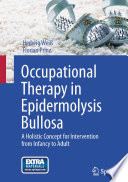 Occupational Therapy in Epidermolysis bullosa