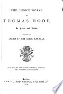 The Choice Works of Thomas Hood